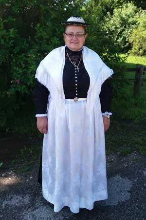 1. Schriftführerin Burgi Baudrexl