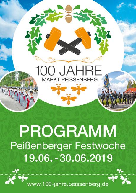 Flyer Festwoche 2019